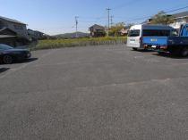 柴駐車場の外観写真