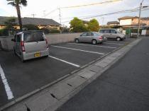 棗田駐車場の外観写真