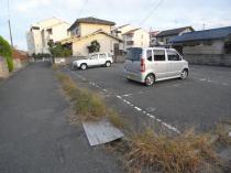 丸山駐車場の外観写真