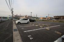 光岡N駐車場(コープ南側)の外観写真