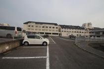 光岡N駐車場(コープ西)の外観写真