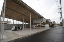 ニコマル駐車場の外観写真