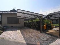 川井M駐車場の外観写真