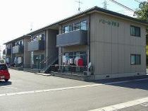 ドミール平井 A棟の外観写真