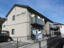 ドミール平井Ⅱ D棟の外観写真