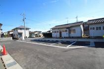 湯浅M駐車場の外観写真