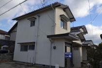 倉富 岡田邸の外観写真