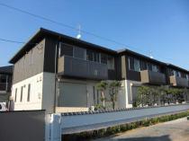 ブランドール山崎 弐番館の外観写真