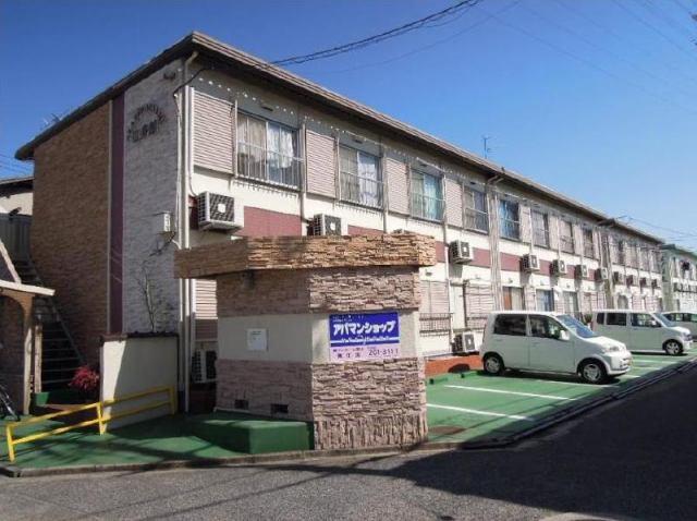STATES MINAMI Ⅲ番館 Bの外観写真