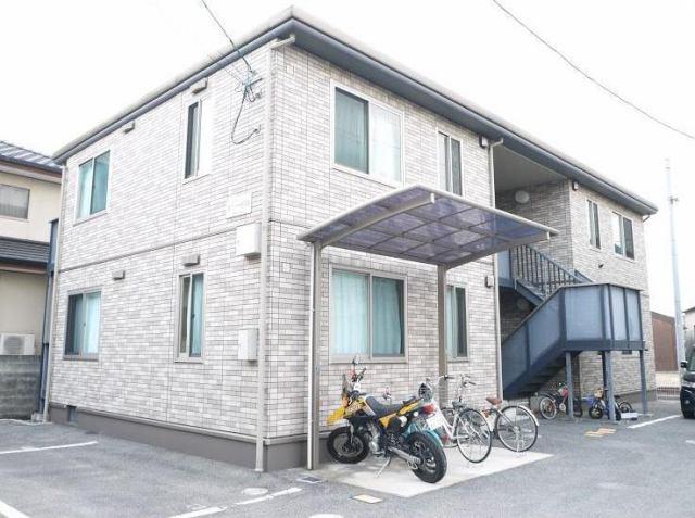 雅アパート 壱番館の外観写真