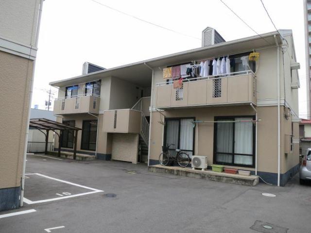 セジュール西古松A棟の外観写真