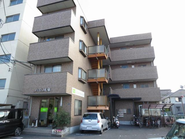 ハイム成東の外観写真