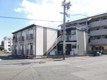 オリーブコート東福山B棟の外観写真