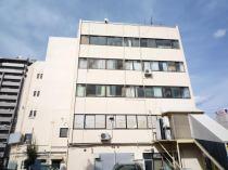 福山不動産ビルの外観写真