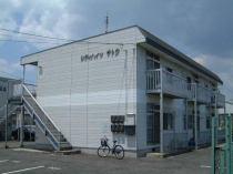 シティハイツサトウ(新涯町)の外観写真