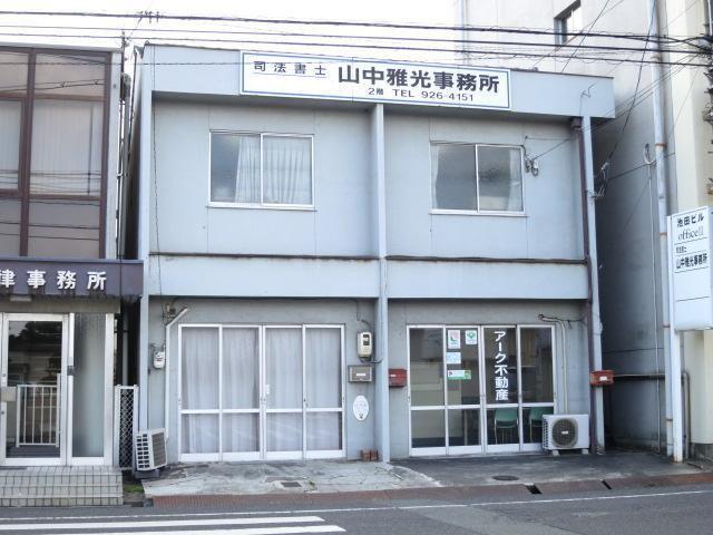 池田貸店舗の外観写真