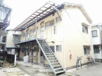 松島荘の外観写真