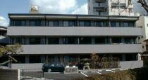 パークツインズA棟の外観写真