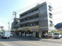 ロイヤル石田B棟の外観写真
