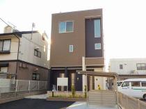 山本3丁目アパートAの外観写真