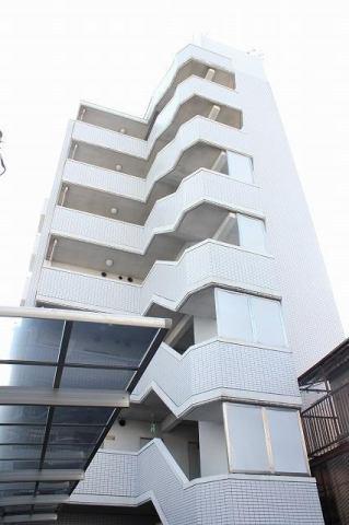 三篠北パークマンションの外観写真