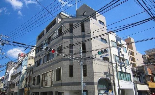 LUXES堺町の外観写真