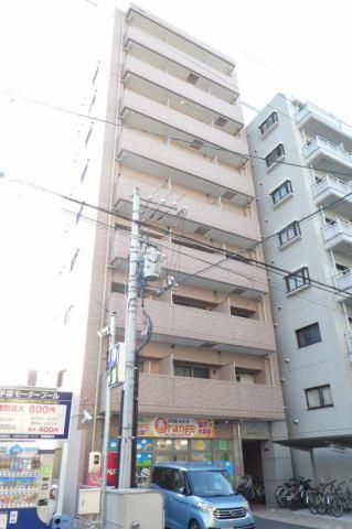 東平塚MEビルの外観写真