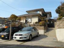 呉市押込5丁目 築9年の注文住宅戸建の外観写真