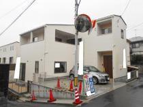 和庄本町 新築の外観写真