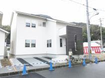 仁方桟橋通 新築戸建 D棟の外観写真