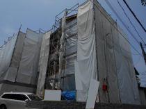只今建築中★2018年5月末完成予定