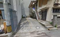 蔵本アパート駐車場