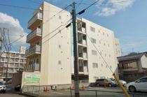 KSビル H26.1月外壁塗装工事完了!