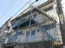 1966年築 藤井アパート(長迫)