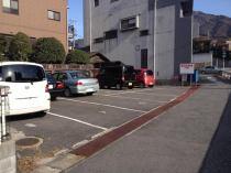 朝日町19番月極駐車場