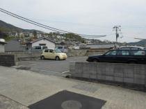西惣付町8番 月極駐車場の外観写真