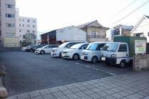 呉市中央5丁目 月極駐車場