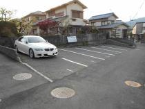 第一隠田駐車場