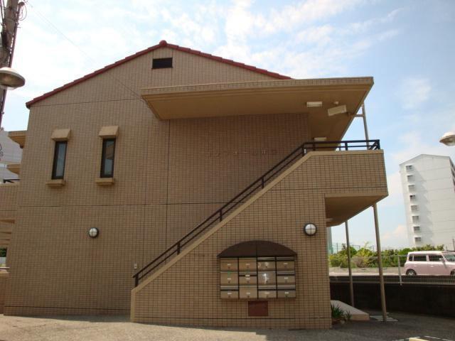 コンフォル井口の外観写真