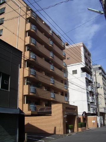 ライオンズマンション本川町の外観写真
