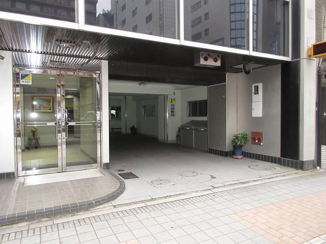 佐々木ビル駐車場の外観写真