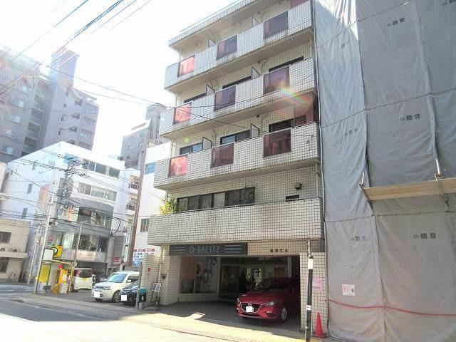 松田ビルの外観写真