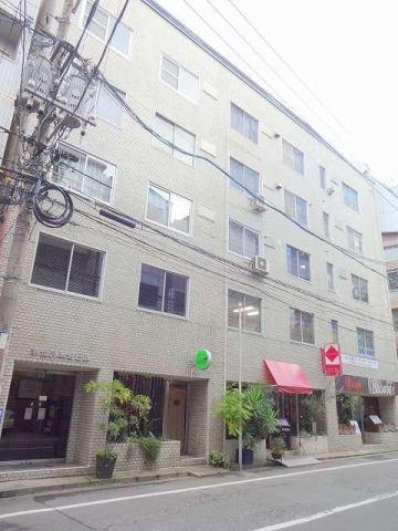 宇佐川本館ビルの外観写真