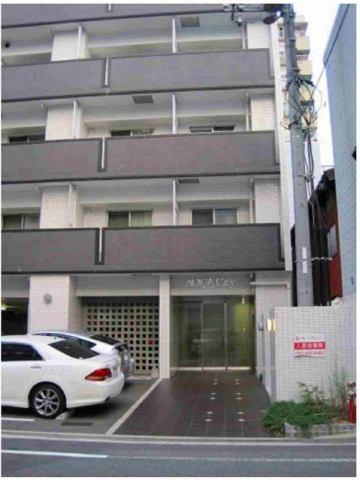 アクアシティ本川町の外観写真