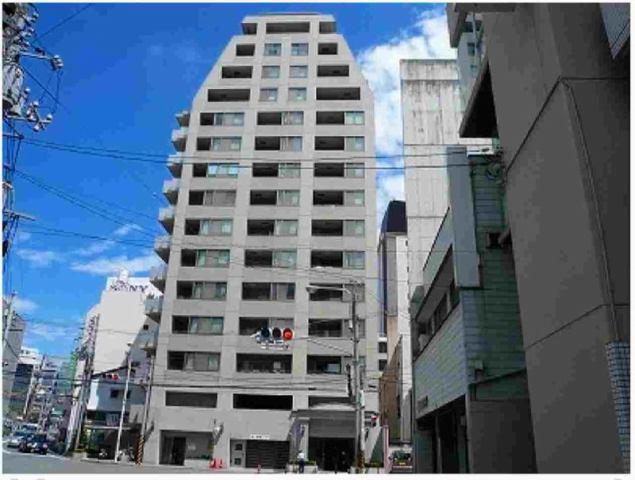 ライオンズマンション上幟シティの外観写真