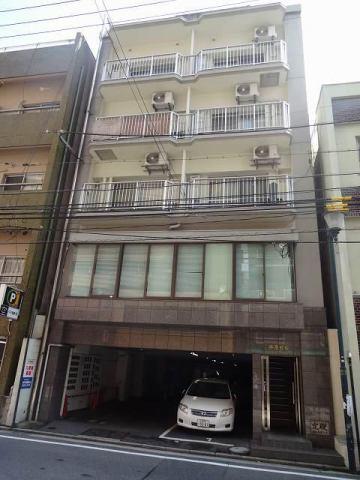 井原ビル・事務所の外観写真