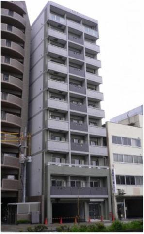 クエストタワー幟町の外観写真