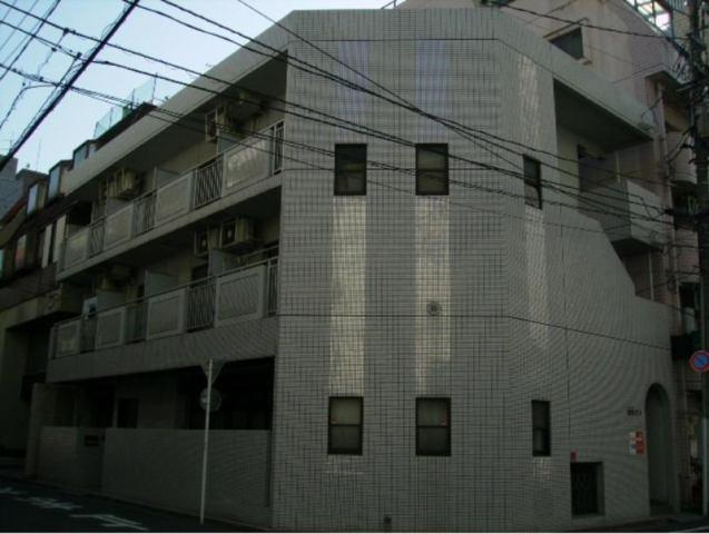 椢原ビルの外観写真