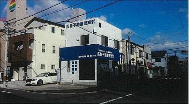 白島北町事務所の外観写真