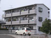 サンライズ鶴江B棟の外観写真